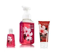 Bath  Body Works  Japanese Cherry Blossom  Pampered Hand Gift Kit * Visit the image link more details.