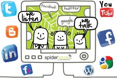 Do you use social media platforms such as Twitter, Facebook, Pinterest, or Blogs to talk about your pets...