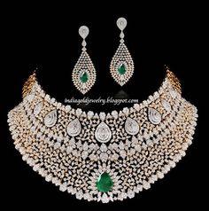 Diamond Sets Indian Jewellery | Gehna-Jewellers.jpg
