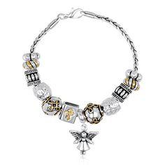 Davinci Beads Angel Dangle