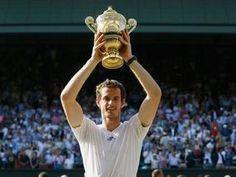 He's done it! Andy Murray becomes the FIRST British man to win Wimbledon in 77 years July 7th 2013
