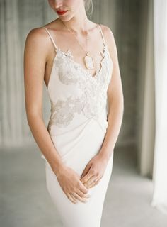 Elizabeth Fillmore wedding gown | Anna Be Stylebook by Tory Lea Photography