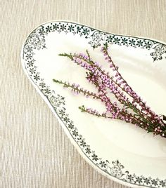 Antique Longwy Faïence Dish - 2 Pieces Available by Beyond The Brocante on Gourmly