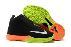Nike Kobe Icon Original Nike Zoom Kobe Icon Black Orange Green
