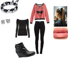 """""""An outfit just for a cold day!!"""" by i-love-idk ❤ liked on Polyvore"""