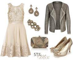 Standesamt Outfit für kalte Tage - Stil Mix