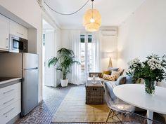 Una casa encantadora y bien aprovechada