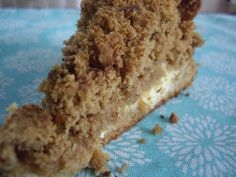 Okay, I have a kick a** coffee cake recipe, I'm just gonna come straight out and say it. : P I sold this to a local art gallery/cafe and it...