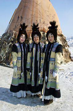 Sakha Republic (''Yakutia''), Northeast Siberia, Russia ~ Repinned 4 U by Karen of AZdesertTrips.com