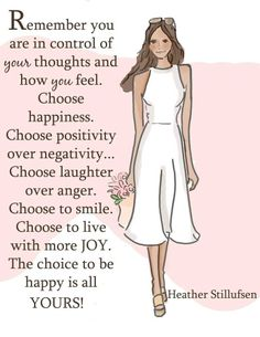 The choice is YOURS! YOU decide ;)
