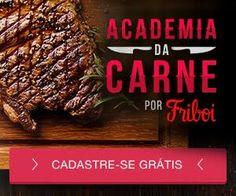 academia da carne receitas gratis