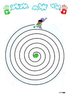 Printable Spiral Worksheets For Kids, Printable Worksheets, Printables, Kids Line, Spiral, Shapes, Education, Pray, Kids Worksheets