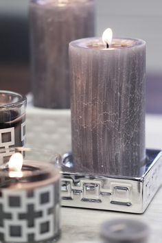 #50ShadesOfGreat candles and home decor from PartyLite! Jonathan Adler collection