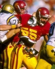 Junior Seau, USC Trojan linebacker