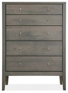 Calvin Dressers - contemporary - dressers chests and bedroom armoires - Room & Board