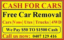 Car Removal | Cash For Cars