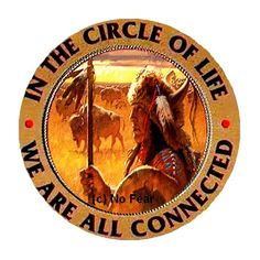 Native American Circle of Life - Bing images Native American Wisdom, Native American History, Native American Indians, Medicine Wheel, Ancient Symbols, Circle Of Life, Native Art, First Nations, Nativity
