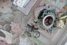 Today & Always altered frame