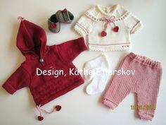 Baby born Opskrift nr. 45