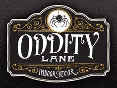 Oddity  by Jon Contino