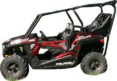 """Siorfi-UTV has designed  Our Polaris RZR 900 2015 +  to come in and out in minutes!   RZR 900 Backseat and Roll Cage kit comes with:  RZR 900 Backseat & Roll Cage 42"""" Baja Bench Seat (seats two) 2 Black 4-Point Bolt-In Harness Belts  All mounting Hardware  www.siorfi-utv.com"""