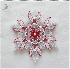 Image result for quilling noel tuto