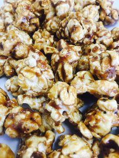 Gingerbread Crunch Gourmet Popcorn