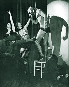 The Rocky Horror Show hits 40 – in pictures