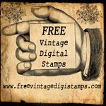 10 of the best free vintage ephemera printables/digi scraps sites for use in your planners, scrapbooks, mixed media, smash books and journals. Kerrymay._.Makes