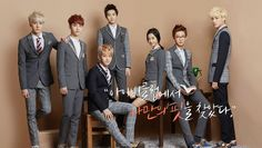 EXO-K ♡ for Ivy Club Autumn 2013