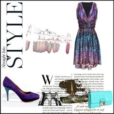 A fashion look from July 2012 featuring silk mini dress, bright colored shoes and michael kors clutches. Browse and shop related looks. Wow Factor, Shoe Bag, Polyvore, Stuff To Buy, Shopping, Clothes, Collection, Design, Women