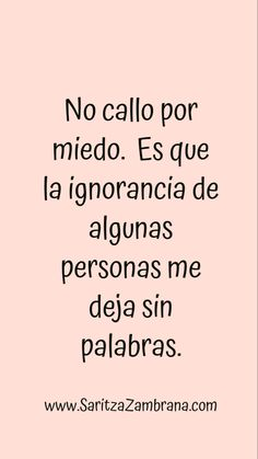 Spanish Inspirational Quotes, Motivational Quotes, Quotes And Notes, Love Quotes, Quotes En Espanol, Love Phrases, Spanish Language Learning, Typography Quotes, More Than Words