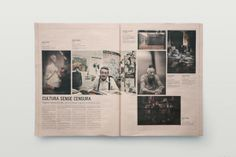 Page Layout / Editorial