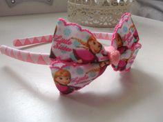 disney frozen alice band hair/headband ,little sister , all handmade Disney Headbands, Disney Bows, Alice Band, Kids Hair Accessories, Headband Hairstyles, Little Sisters, Disney Frozen, Hair Band, My Hair