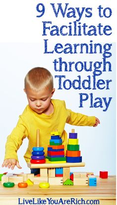 How to Help a Child Learn Through Play- 9 ways, tips, and tricks. @FisherPrice and #ad