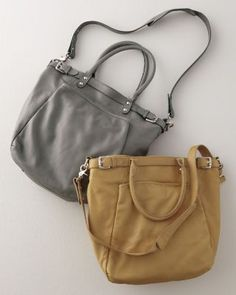Prev purse smaller than expected and going back. Diggin this one from Garnet Hill in gray.