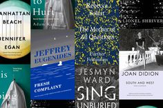 Ten New Books to Curl up With This Autumn
