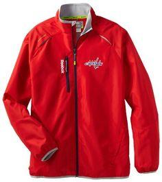 NHL Washington Capitals Center Ice Kinetic Rink Jacket, X-Large by Reebok. $35.87. Washington Capitals Red Reebok Center Ice Kinetic Rink Jacket
