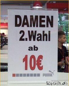 Frauen ab 10 ? zu verkaufen