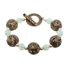 Parfait Amour Bracelet | Fusion Beads Inspiration Gallery  #inspirationinbloom