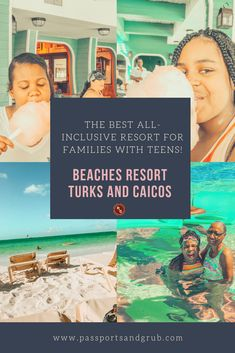 best beach resorts for teens
