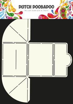470.713.031 Dutch Doobadoo Envelope Art Fold Bag