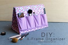 10 objets à coudre pour ranger et être organisé(e) « Blog de Petit Citron