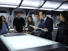"""Comics Crux - Agents Of S.H.I.E.L.D. Episode 8: """"Because I See It Every Day."""" #Marvel #AgentsOfSHIELD"""