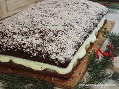 Piernikowa fantazja Polish Recipes, Polish Food, Tiramisu, Food And Drink, Baking, Ethnic Recipes, Sweet, Desserts, Pedicure