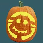 Pumpkin Carving Patterns and Free Pumpkin Carving Patterns and Stencils for your Halloween Jack O Lantern - Gobby
