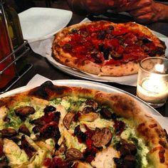 Taken by @jessicavu on Instagram #Pizza #PizzaCreation #PizzaArtist
