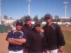 Darrell Evans and instructors!!