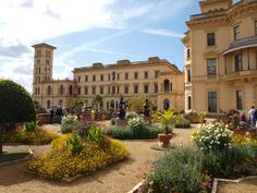 And around another angle...Osborne House