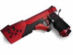 Yuri custom airsoft guns